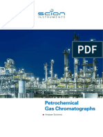 Gas Chromatography Scion.