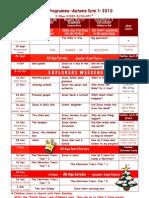 C Zone Programme