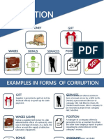 Four (4) Core Corruption Offences and Examples