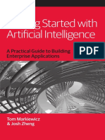 Getting Started With Artificial Intelligence