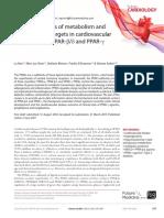 PPARRs - Cardiovascular (1)