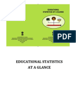 001 Educational Statistics - At a Glance