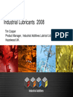 LUBRIZOL Industrial Lubricants 2008