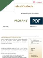 OGA_Chemical Series_Propane Market Outlook 2019-2025