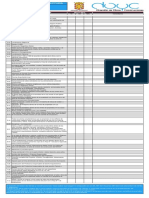 Arquitectura Checklist 281