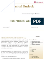 OGA_Chemical Series_Propionic Acid Market Outlook 2019-2025
