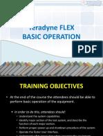Flex Module (IFLEX MFLEX UFLEX) Level 1