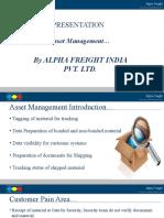 Asset Management - Alpha Freight