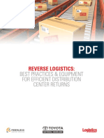 Reverse Logistics Best Practices and Equipment for Returns Whitepaper 20191
