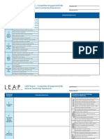 Leap Report Template