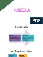 Rubeola varicela