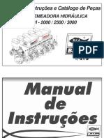 Manual de Instruções NSH Nano ( Português )