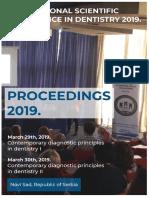 Proceedings 2019
