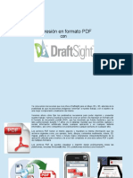 Imprimir PDF Con Draftsight