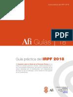 Guia Irpf.2018 Ejerc2017