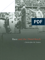 Hutton Christopher - Race in the Third Reich