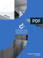 Dancia Layout 2018 Full Brochure