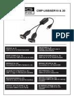 Konig__4x_rs232_1x_usb_adapter__MANUAL_CMP-USBSER20_COMP.PDF