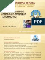 DISEÑO DEL CURSO COMERCIO ELECTRONICO MODALIDAD VIRTUAL