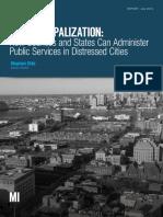 De-Municipalization
