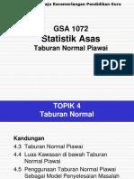 4.3 Taburan Normal Piawai (1).pptx