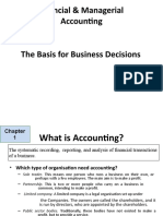 CHAPTER 1 Introduction to Financial Accounting(1)