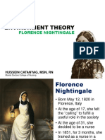 Environment Theory of Nightingale