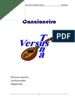 Versus Tuna Tuna Académica da Universidade do Algarve. Cancioneiro. Músicas originais Instrumentais Adaptações.pdf