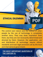 Ethical Dilemmasss
