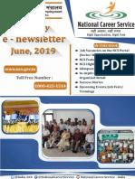 NCS E-newsletter_June, 2019
