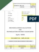 418120409 Rectangular Tank Design Exel