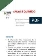 Clase 6 Enlaces Quimicos.ppt