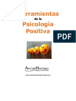 Psicologia Positiva Una herramienta para la Felicidad.