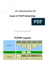 1.Issues of Tcp-ip Networking