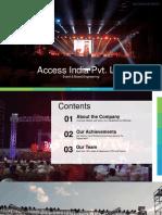 Access India_Corporate Profile