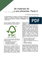 Materiais Eco-eficientes parte 2