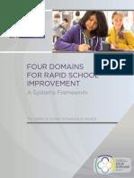 CST Four Domains Framework Final