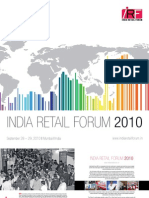 India Retail Forum Brochure
