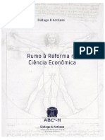 A Reforma Da Economia