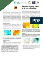 Uganda Climate Change Risks