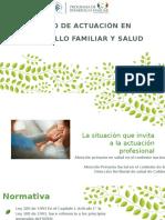 Campo de actuación en desarrollo familiar y salud.pptx