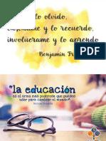 Imagenes pedagogia educacion reflexion
