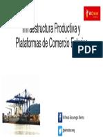 Infraestructura Productiva y Plataformas de Comercio Exterior