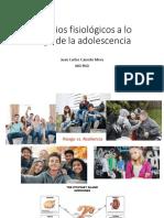 Adolescencia y Neurodesarrollo