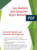 Buying Behavior