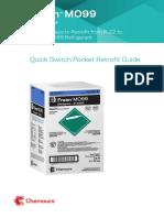 Retrofit R22 to Freon MO99 8 Basic Steps