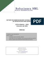Informe Final Estudio Mercado