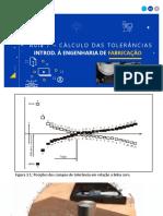 IEF - AULA 7 - Clculo Das Tolerncias