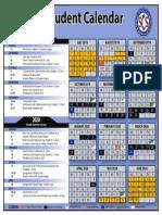 2019-20 scs student calendar