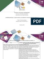2. Actividad Intermedia, Paso 2 – Proponer Soluciones a Casos Aplicando Los Conceptos Principales de Las Unidades 1 y 2
